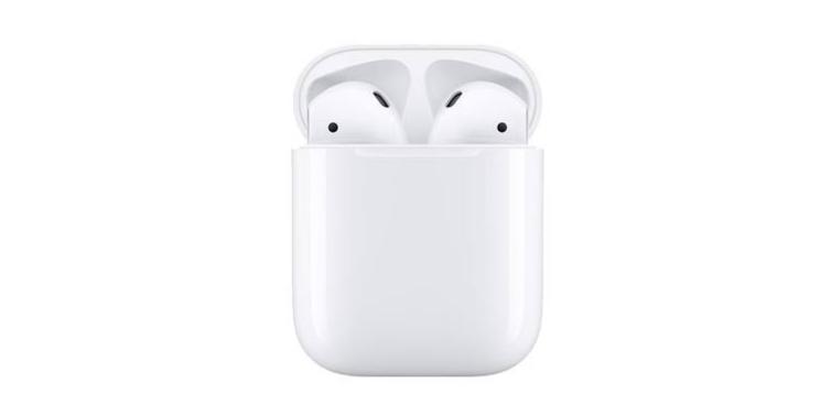 Bikoteak eta erantzun deiak AirPodak aktibatuta Apple Watch Series 4 & Multzoa 5