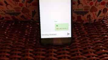 Onena 7 Konponketak Android-en mezuak bidaltzeari uzteko