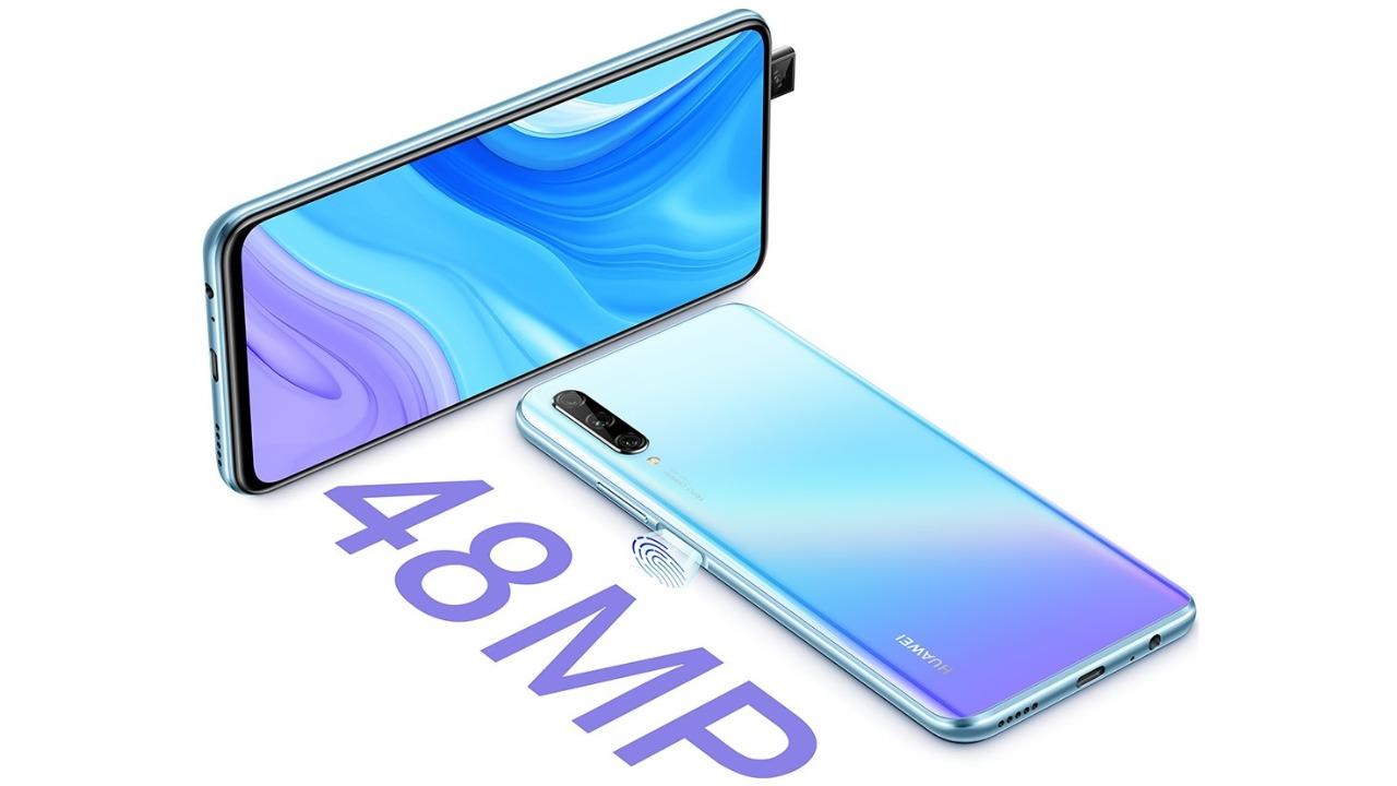 Huawei Y9s sartu da!  Hona hemen Huawei Y9s-en ezaugarriak!