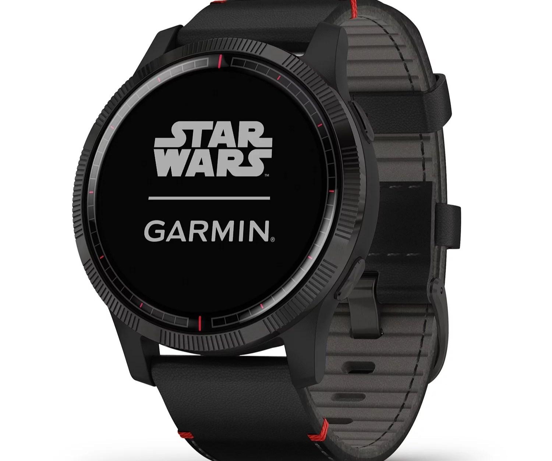 Garmin-ek Star Wars-en garatutako Smartwatches abiarazten ditu