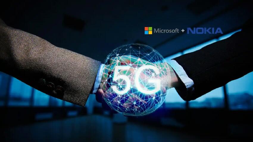 Nokia eta Microsoft proiektu bateratuak garatzeko