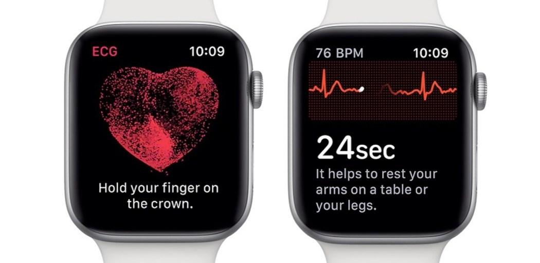 EKG eta AFib Detekzioa orain onartzen dira Apple Watch Indian
