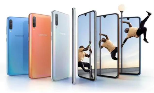 Samsung-en eguneratze berriak Hobetu Galaxy A30 eta A70 Errendimendua