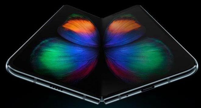 Samsung Galaxy Fold  Aurrez izena ematea AEBetan eta Erresuma Batuan hasten da