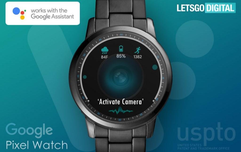 Google Pixel Watch-k kamera integratua izango du