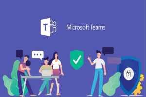 9 Jakin behar zenukeen Microsoft Team-en ezaugarrietako bat
