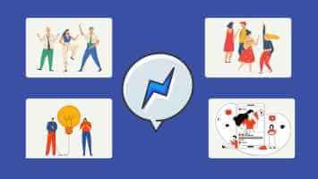Honako 11 gauza onenak Facebook Jakin beharko zenukeen Messenger Gelak