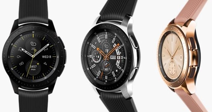 Nola berrezarri Galaxy Watch, Gear S3 eta Gear Sport