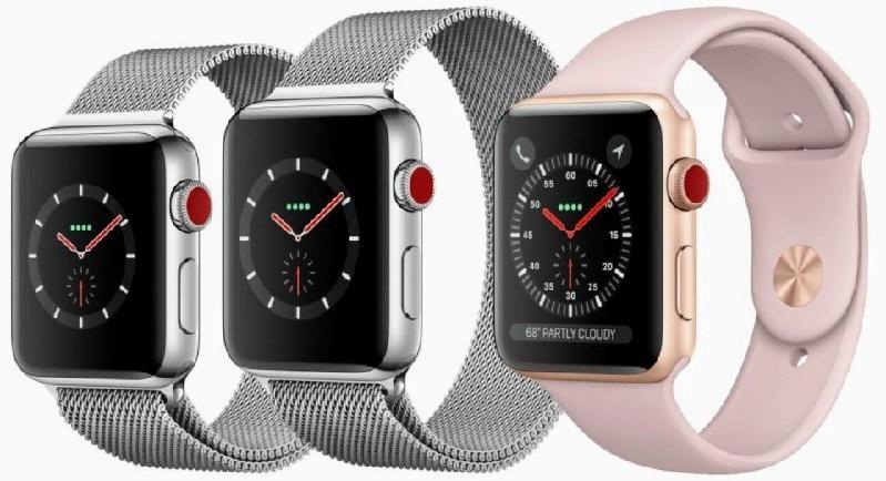 Nola deskargatu aplikazioak Apple Watch Series 4