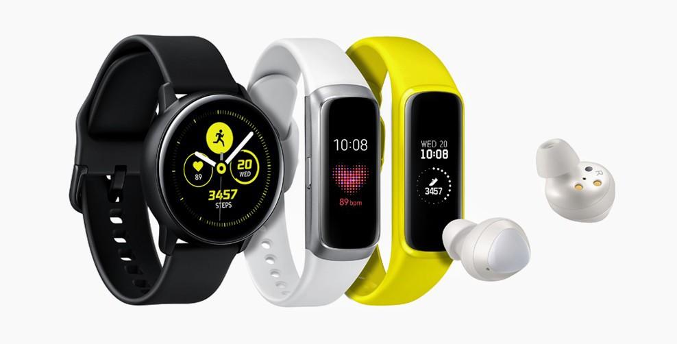 Galaxy Wearable App-ek UI berria diseinatzen du