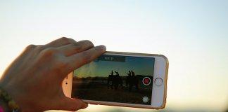 Nola uztartu bideoak iPhone eta iPad-en