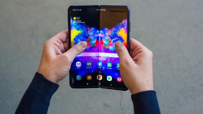 Samsung-ek telefono mugikorreko patente berriak jasotzen ditu