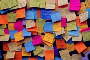 Nola sartu Microsoft Sticky Notes iPhone, Android eta Mac sistemetan