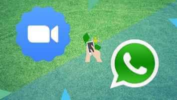 Google Duo vs WhatsApp: Zein bi aplikaziorik onenak dira bideo-deiak egiteko?