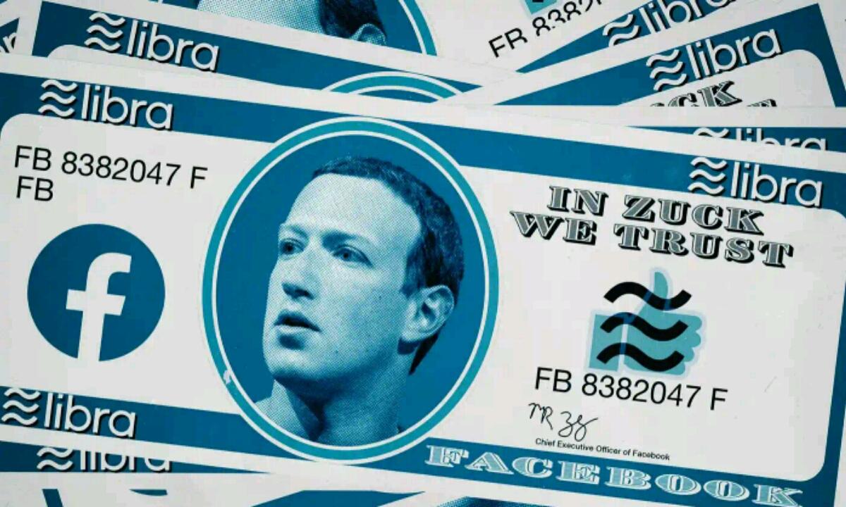 Zuckerberg-ek biltzarraren aurrean hitz egingo du Librarentzat