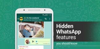 7 Jakin beharko zenukeen WhatsApp-en ezkutuko ezaugarriak