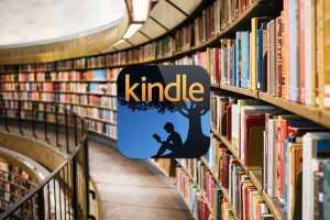 Onena 6 Amazon aplikazioaren alternatibak Kindle
