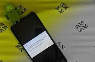 Onena 9 Wifi konpontzeko moduak konexio mugatua erakusten du Android-en