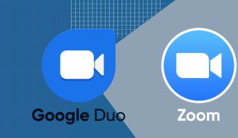Google Duo vs Zoom: Zein da bideo dei tresna onena