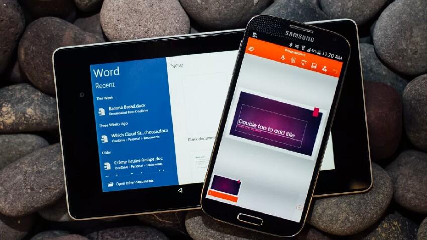 Microsoft Mobile Office aplikazioek bat egiten dute
