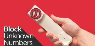 Nola blokeatu zenbaki ezezagunak telefono finkoan, iPhonean eta Androiden