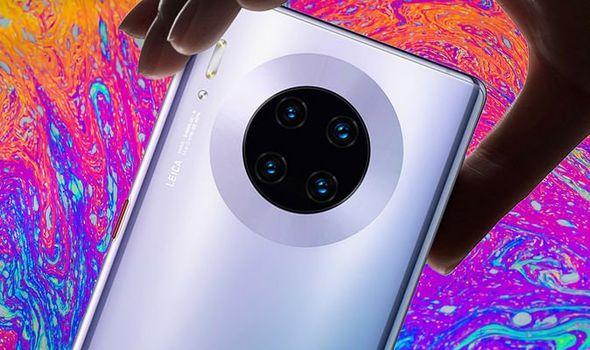 Huawei Mate 30 Pro herrialde berri batean salgai dago