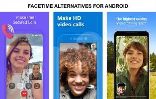 Onena 7 FaceTime alternatibak Androiderako