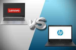 Lenovo vs HP ordenagailu eramangarriak. Ezagutu onena 2020an