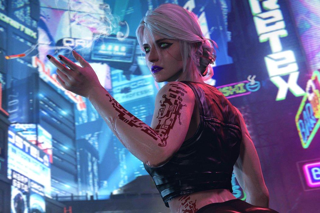 Akzio berria Cyberpunk 2077rako