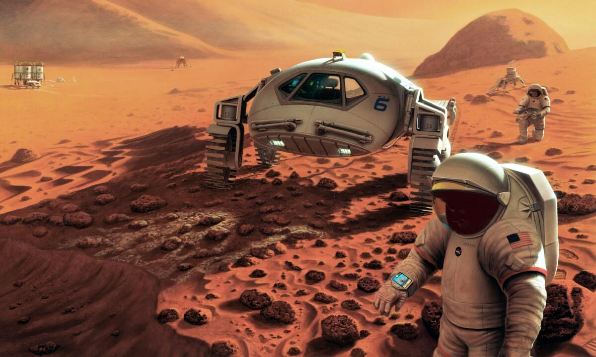 Elon Musken Marteren misioak bere buruaz beste egin dezake
