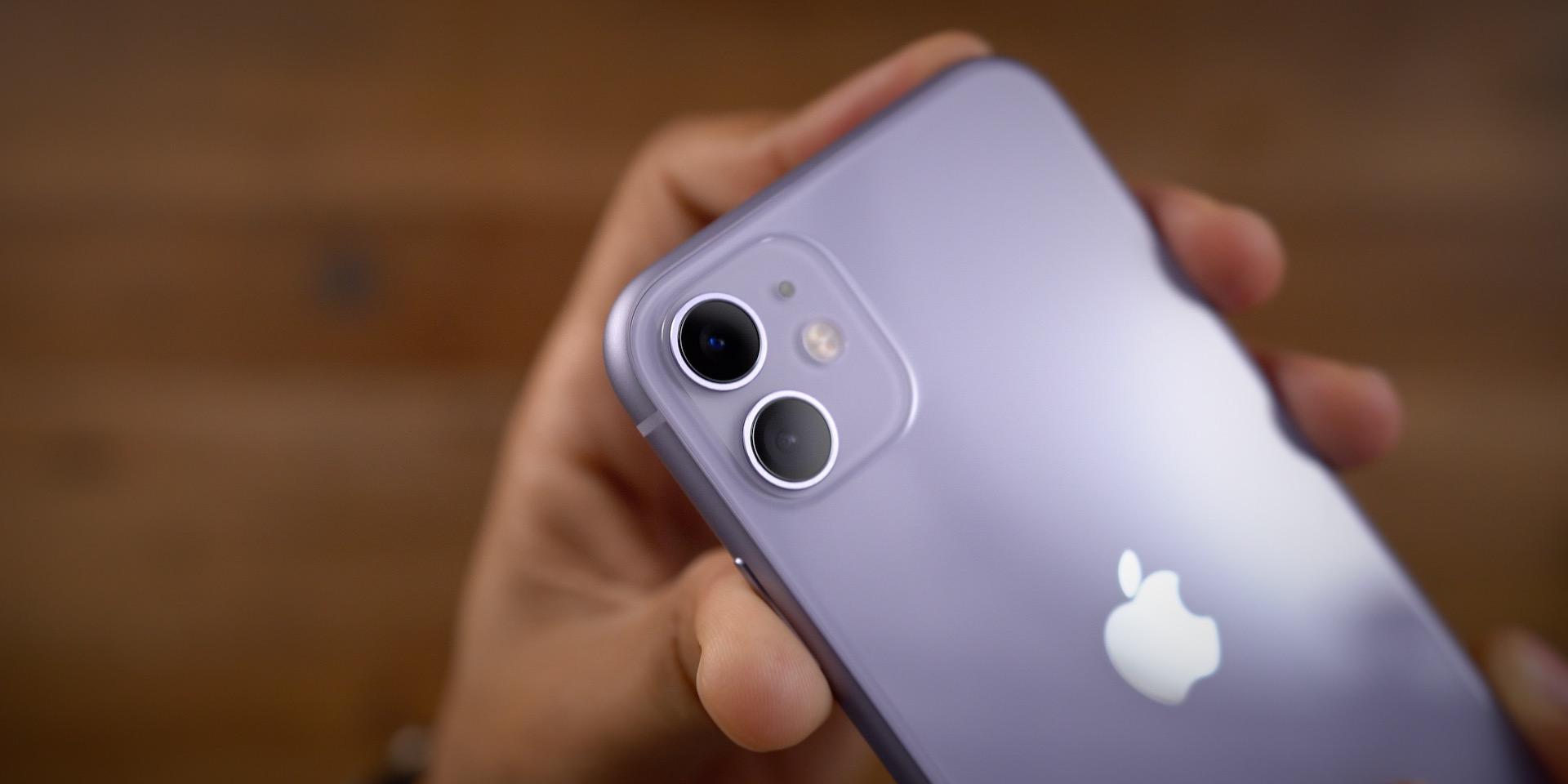 Deep Fusion iPhone 11 kameraren atzerako kontaketa hasi da!