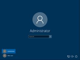 Nola aldatu dagoeneko dagoen administrazio kontua Windows 10