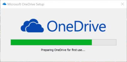 Nola instalatu edo desinstalatu OneDrive-n Windows 10