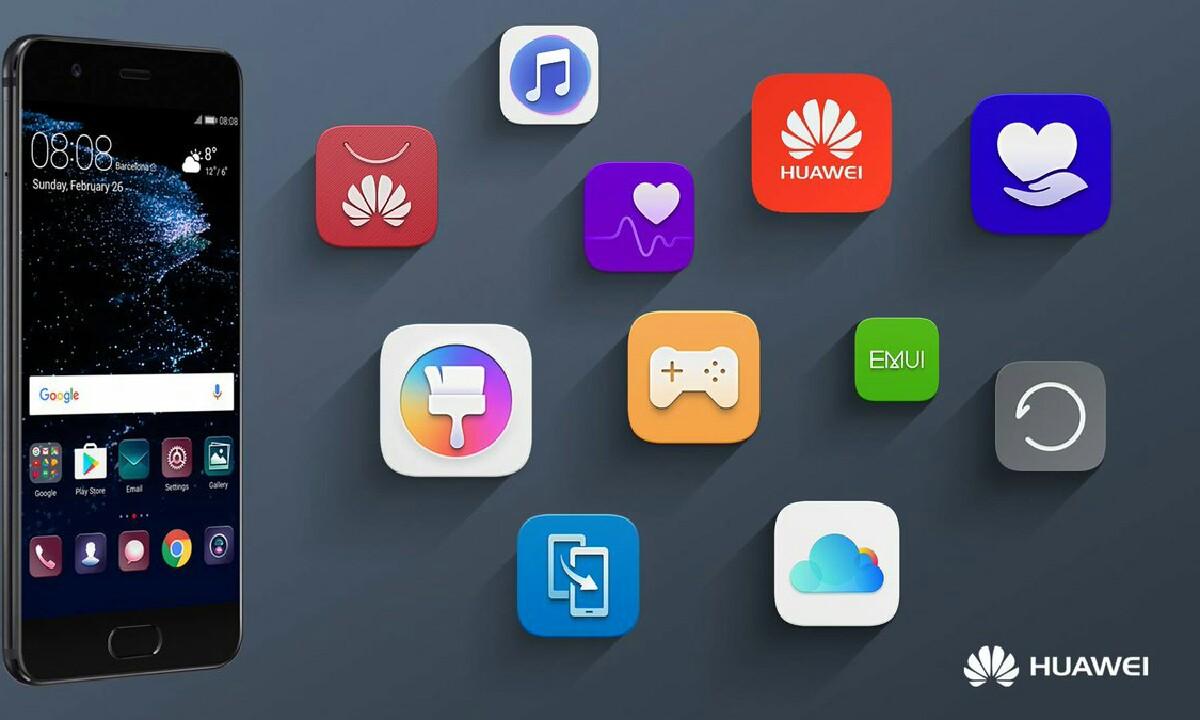 Zer eskainiko die Huawei zerbitzu mugikorrak erabiltzaileei?