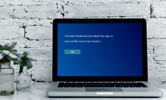 Erabiltzaileen profila nola konpondu ezin da kargatu Windows 10