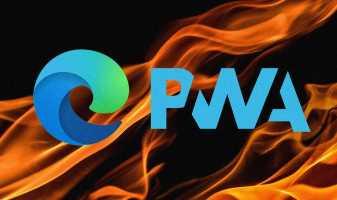 Nola instalatu eta desinstalatu PWAs Microsoft Edge-n