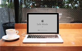 Nola abiarazi zure Mac modu seguruan eta noiz erabili