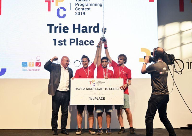 Programazio lehiaketa nazionala irabazi duten ikasleak Europako bidaian daude