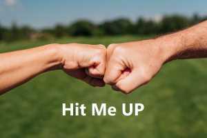 Zer esan nahi du HMUk?  Erantzuna: Hit Me UP