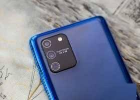 Onena 8 Samsung kamerarako aholkuak eta trikimailuak Galaxy S10 Lite
