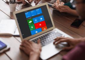Hasierako menutik aplikazioak eta programak kentzeko modurik onenak Windows 10