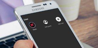 Nola gehitu selfie bat zure Android 10 blokeo pantailan