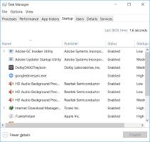 4 Hasierako programak desgaitzeko moduak Windows 10