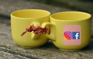 Onena 5 Orrialde bat konpontzeko moduak Facebook Beste enpresa-kontu baten jabe da Instagram