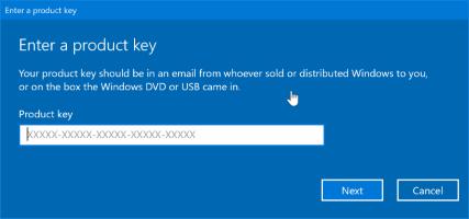 Nola transferitu lizentzia Windows 10 ordenagailu berri / beste batera