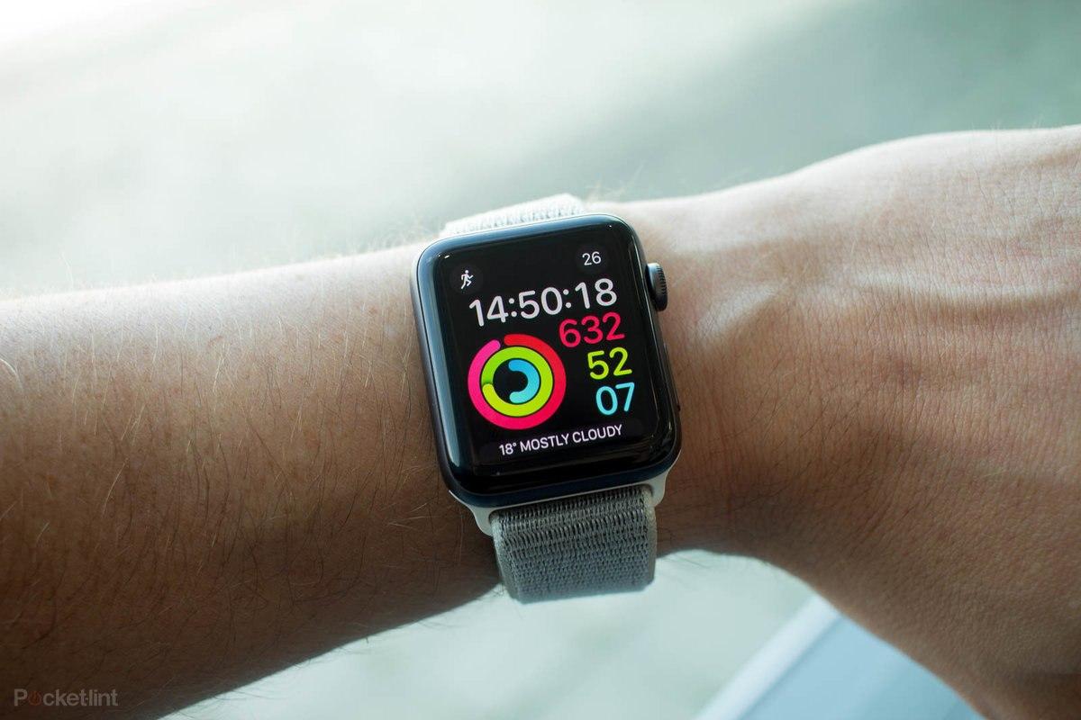 Apple Watch 2  eta 3Pantaila doan aldatuko da