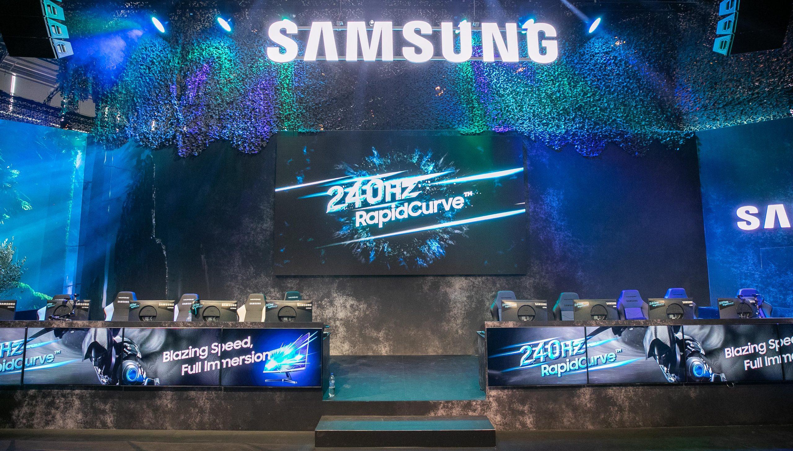 Samsung erreproduzitzailearen monitore eredu berriak iragarri dira!
