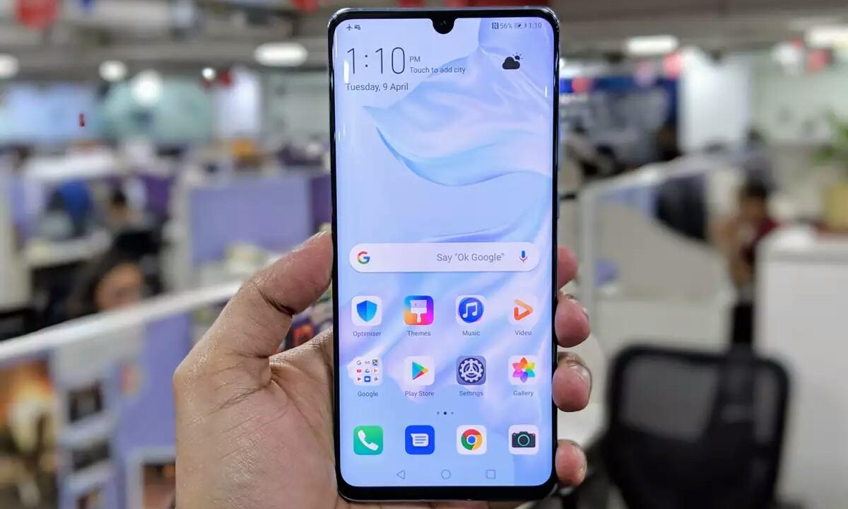 Huawei P30 Pro ez du sari nahikoa lortu