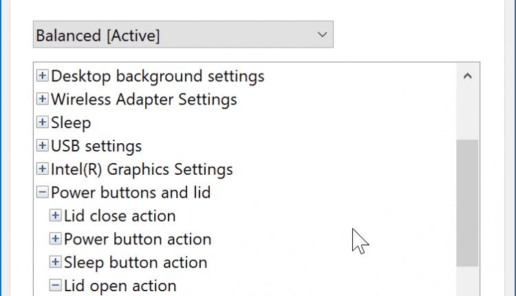Nola aldatu ordenagailu eramangarriaren desblokeatzeko komandoa Windows 10