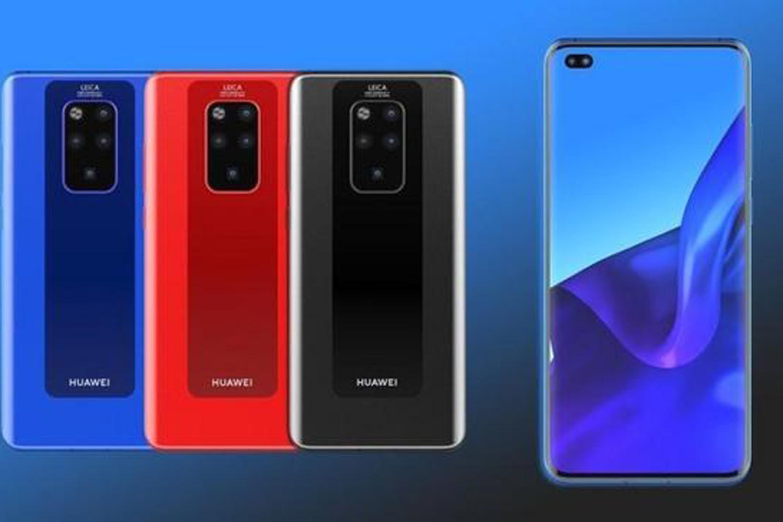 Huawei Mate 30 Pro 30W haririk gabeko kargatzeko laguntza izan dezake